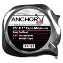 Picture of Anchor Brand Easy to Read Tape Measures